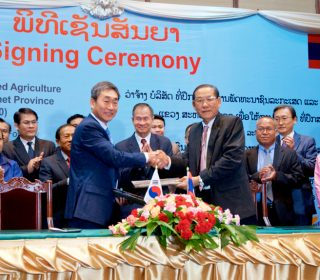 Dasan Consultants Awarded A Significant EDCF Rural Development Project Contract In Laos
